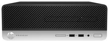 настольный компьютер hp prodesk 400 g3 mini black 4nu02es intel core i3 7100t 3 4 ghz 4096mb 128gb ssd intel hd graphics windows 10 pro 64 bit