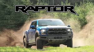 2017 Ford Raptor Off Road Review - Offroad Monster - YouTube