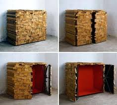 hidden compartments in furniture stack of wood opens up to reveal hidden  cabinet secret compartment furniture