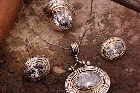 silver filigree telkari jewelry