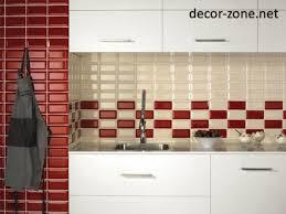 Kitchen Backsplash Red Red Kitchen Tiles Ideas Cliff Kitchen