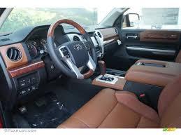 1794 edition premium brown leather interior 2016 toyota tundra 1794 edition crewmax 4x4 photo 98022880