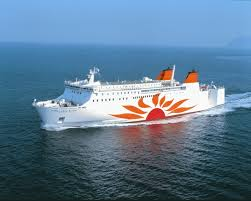 Image result for Beppu to Matsuyama ferry