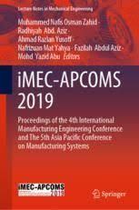 Manufacturing Readiness Level Chart Imec Apcoms 2019 Springerprofessional De