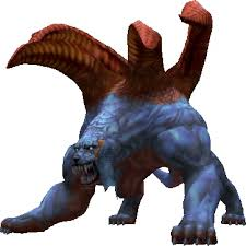 monster creature grendel. Contemporary Monster Grendel On Monster Creature