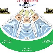 Okc Zoo Amp Seating Chart 3 Doors Down Collective Soul The Rock Roll Express Tour On Friday July 20 At 7 P M