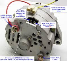 marine alternator wiring diagram wirdig parts moreover jcb backhoe wiring diagram in addition delco alternator