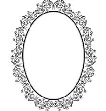 antique oval frame ornate. Modren Antique Vintage Frame Vector  And Antique Oval Frame Ornate O