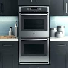 ge electric double wall ovens double convection oven double electric ge profile 30 in electric convection