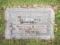 Priscilla Beatrix Benson Funk (1896-1980) - Find A Grave Memorial