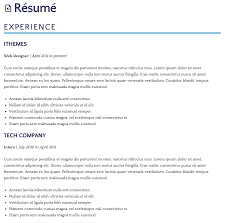 Headline Resume Examples Headline Resume Examples Examples of Resumes 43