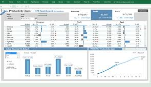 Excel Dashboard 5 Design Tips For Better Excel Dashboards Xelplus Leila
