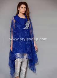 Pakistani Dress Designs Pictures Latest Pakistani Cape Style Dresses 2019 2020 Top Designer