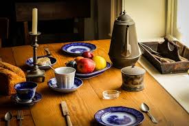 kitchen table with food. Kitchen Table With Food C