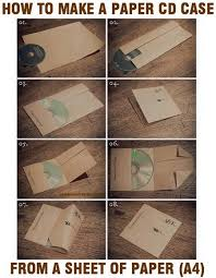 Cd Paper Case How To Make Cd Case Out Of Paper Rome Fontanacountryinn Com