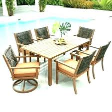 amazing luxury outdoor dining chairs rattan garden furniture pertaining to sets decorating home depot luxur