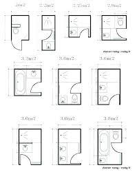 bathroom dimensions. Delighful Dimensions Small Bathroom Size Plan Design With Bathroom Dimensions M