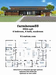 french country home plans with courtyard inspirational farmhouse33 modern farmhouse plan