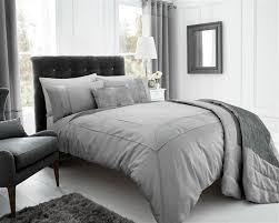 silver grey stylish textured faux silk
