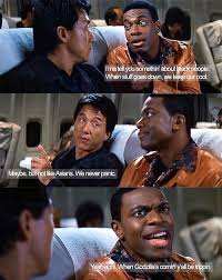 Funniest Movie Quotes Stunning Funny Movie Quotes Chris Tucker Funny Jackie Chan Movie Quote