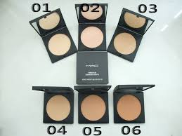 mac cosmetics whole powder plus foundation studio fix
