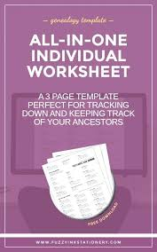 Excel Genealogy Templates Family Tree Template Excel Genealogy Excel And Word Group Sheet