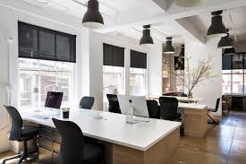 Black and white office design Industrial Awesome Black And White Office Design Features Small Medium Large Gombrel Home Designs Contemporary Latest Office Designs Ideas Gombrel Home Designs