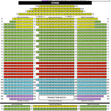 Mpac Seating Chart Morristown Nj Seating Chart Mayo Performing Arts Center