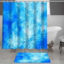 hawaiian shower curtain sets