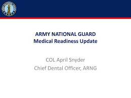 National Guard Powerpoint Templates Ppt Army National Guard Medical Readiness Update Powerpoint