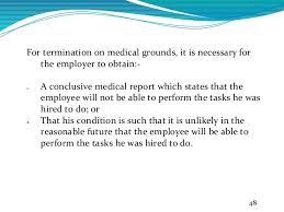 Medical Termination Letter Employee Termination Laws In Malaysia