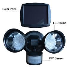 Outdoor Solar Flood Light  EBaySolar Security Flood Light