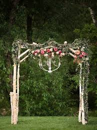 Chandelier For Wedding Arch