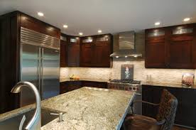 Trends In Kitchen Flooring Modern Kitchen Design Trends With Island Also Cabinetry Also