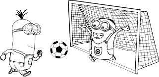 Soccer Coloring Pages To Print Printable Football Colouring Free