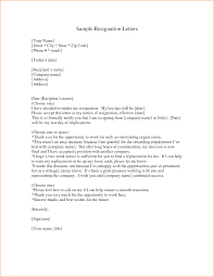 resignation letter format example template immediate resignation 12 examples of resignation letter basic job appication letter