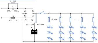 led emergency light circuit diagram without transformer Led Emergency Flasher Wiring Schematic led emergency light circuit diagram without transformer 2 Pin LED Flasher Relay