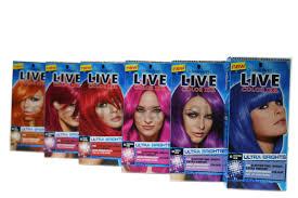 Details About 2 X Schwarzkopf Live Hair Color Xxl Ultra Bright Semi Permanent Bright Vibrant