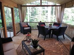 screened porch furniture. Screened In Porch Furniture Deck Traditional Patio Ideas . R
