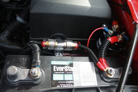 do i need an amp fuse for my car and what size car amp fuse