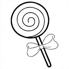 Coloring Pages Lollipop Printable Coloring Pages Trending Now