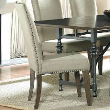 nailhead dining room chairs dining chair in liberty furniture ivy park upholstered side with nail head