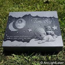 Baby Headstone Designs 24x12x3 Granite Memorial Headstone Flat Grass Marker