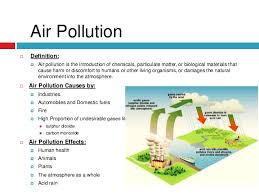 environment environmental pollution causes effects privents pollution 4