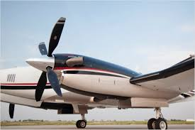 Composite Propellers: Turboprop Engine Aircraft | Hartzell Propeller