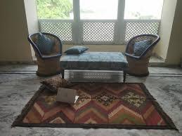 hand woven rug jute wool kilim area rug multi coloured natural rug home decorative