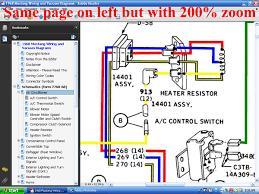 fordmanuals com 1968 colorized mustang wiring vacuum diagrams (cd) 1968 Mustang Wiring Diagram screenshots mustang colorized wiring diagrams 1968 mustang wiring diagram free