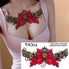 Купите Обхват <b>Груди</b> Татуировки онлайн, Обхват <b>Груди</b> ...