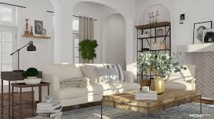 Warm And Welcoming: <b>Modern</b> Farmhouse <b>Living Room</b>   <b>Modern</b> ...