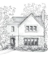 architectural drawings of modern houses. House Architectural Drawings Modernist Of Modern Houses